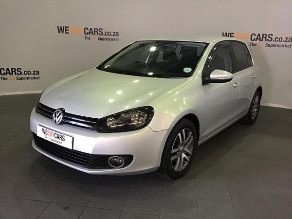 2010 Volkswagen Golf Vi 1.4 Tsi Comfortline  Kwazulu Natal Durban_0