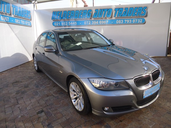 2010 BMW 3 Series 330d Exclusive At e90  Western Cape Somerset West_0