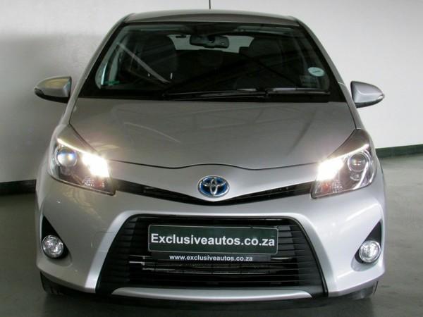 2014 Toyota Yaris 1.5 Hsd Xr 5dr hybrid  Gauteng Pretoria_0