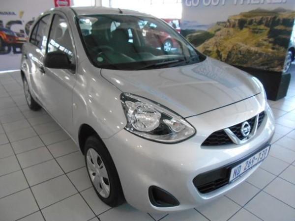 2018 Nissan Micra 1.2 Active Visia Western Cape Cape Town_0
