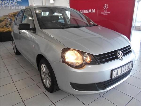 2011 Volkswagen Polo Vivo 1.6 Trendline Western Cape Cape Town_0
