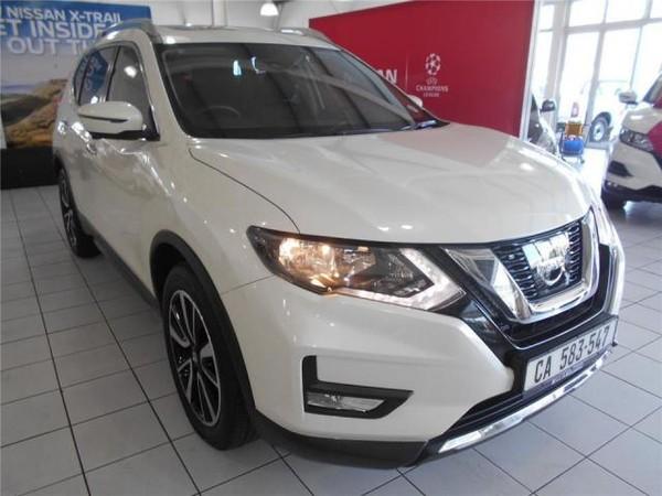 2018 Nissan X-Trail 2.5 Tekna 4X4 CVT 7S Western Cape Cape Town_0