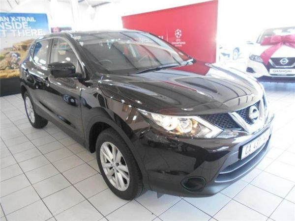 2018 Nissan Qashqai 1.5 dCi AcentaTechno Western Cape Cape Town_0