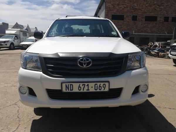 2013 Toyota Hilux 2.0 Vvti Pu Sc  Kwazulu Natal Ladysmith_0