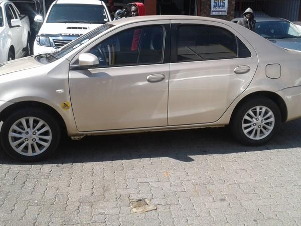 2016 Toyota Etios 1.5 Xi 5dr  Gauteng Johannesburg_0