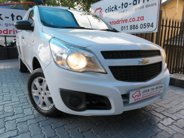 2013 Chevrolet Corsa Utility 1.4 One owner Great work horse. Gauteng Randburg_0