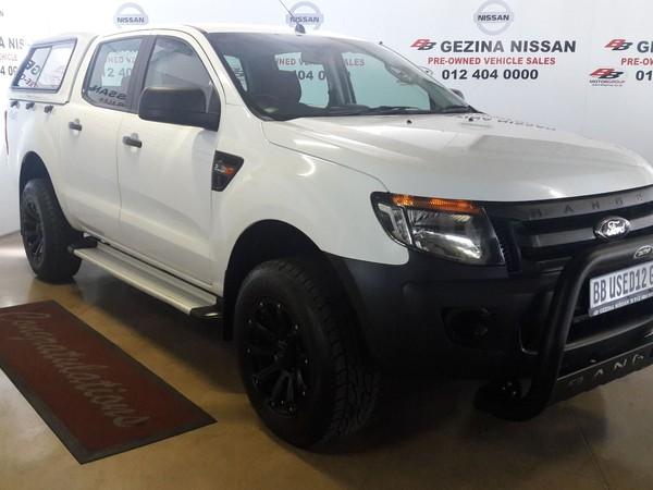 2015 Ford Ranger 2.2 TDCi XL PLUS 4X4 Double cab Bakkie Gauteng Pretoria_0