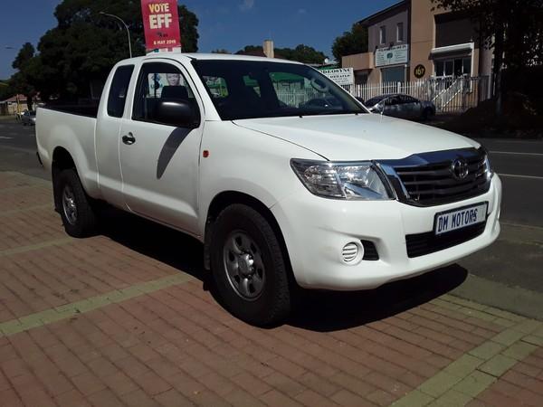 2014 Toyota Hilux 2.5 D-4d S Pu Sc  Gauteng Rosettenville_0