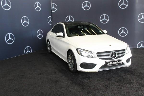 2018 Mercedes-Benz C-Class C200 AMG line Auto Gauteng Bedfordview_0