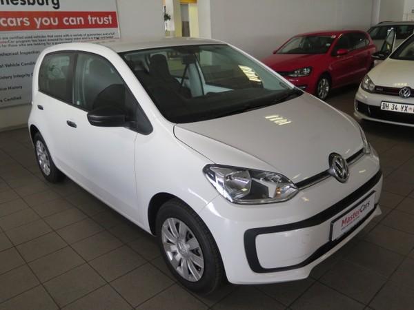 2018 Volkswagen Up Take UP 1.0 5-Door Gauteng Johannesburg_0