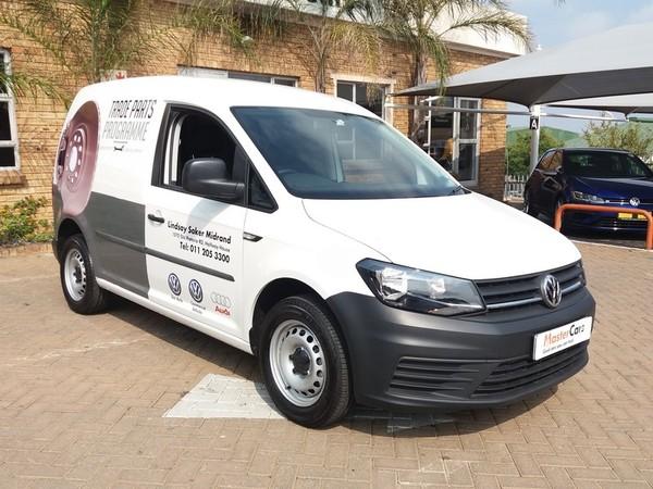 2019 Volkswagen Caddy 2.0TDi 81KW FC PV Gauteng Midrand_0