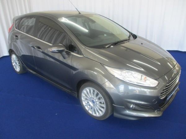 2017 Ford Fiesta 1.0 Ecoboost Titanium Powershift 5-Door Western Cape Cape Town_0