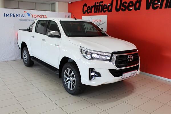 2019 Toyota Hilux 2.8 GD-6 Raider 4X4 Double Cab Bakkie Auto Gauteng Edenvale_0