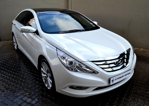 2011 Hyundai Sonata 2.4 Gls Executive At  Gauteng Pretoria_0