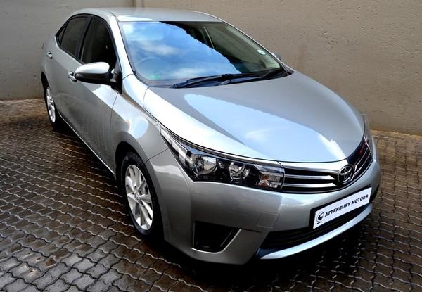 2014 Toyota Corolla 1.4D Esteem Gauteng Pretoria_0