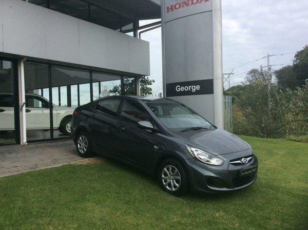 2012 Hyundai Accent 1.6 Gls  Western Cape George_0