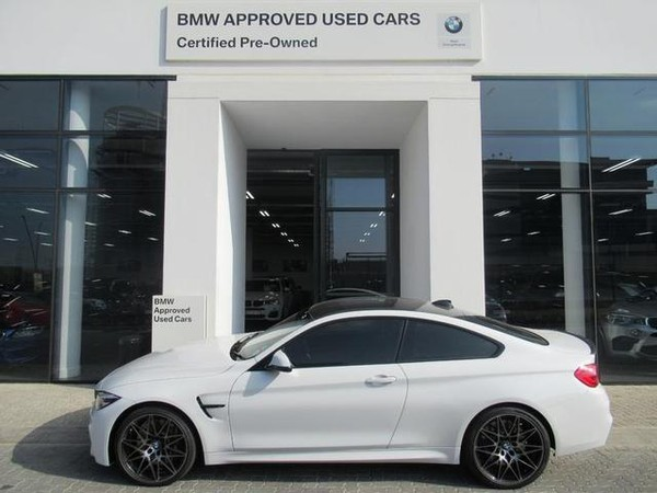 2017 BMW M4 Coupe M-DCT Competition Gauteng Midrand_0