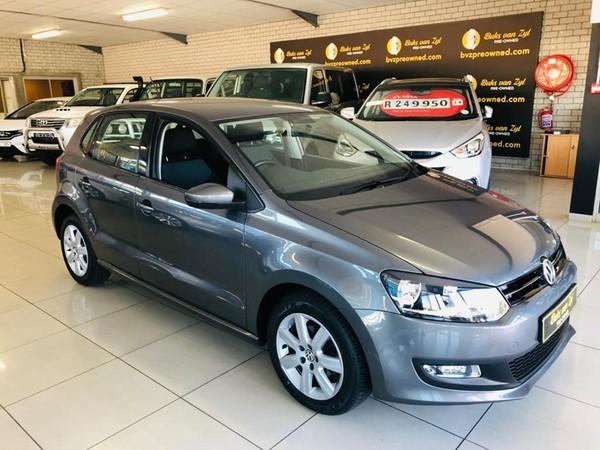 2013 Volkswagen Polo 1.4 Comfortline 5dr  Western Cape Paarl_0