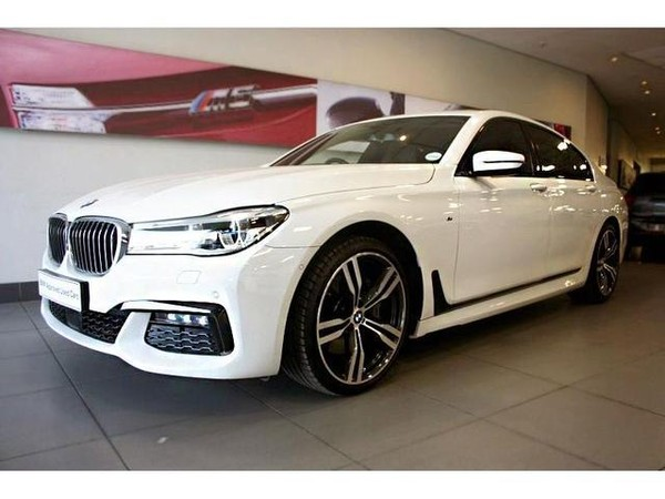 2017 BMW 7 Series 740i M Sport Gauteng Four Ways_0