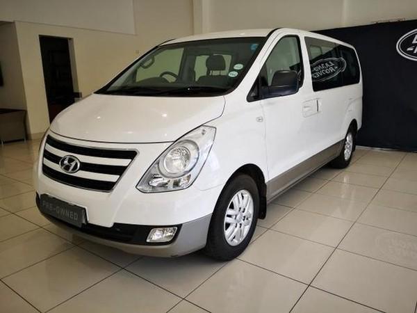 2016 Hyundai H1 2.5 CRDI Wagon Auto Gauteng Bedfordview_0
