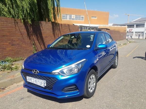 2018 Hyundai i20 1.4 Active Gauteng Johannesburg_0