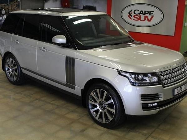 2013 Land Rover Range Rover 5.0 V8 Sc Autobiography  Western Cape Brackenfell_0