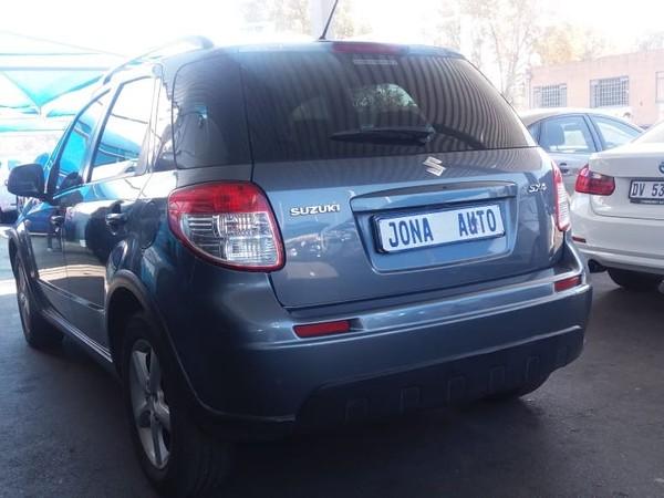 2008 Suzuki SX4 2.0 Cvt  Gauteng Johannesburg_0
