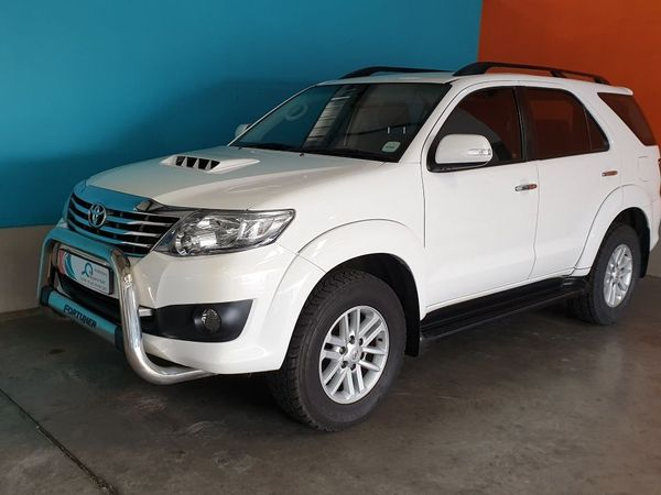 2014 Toyota Fortuner 2.5d-4d Rb At  Mpumalanga Mpumalanga_0