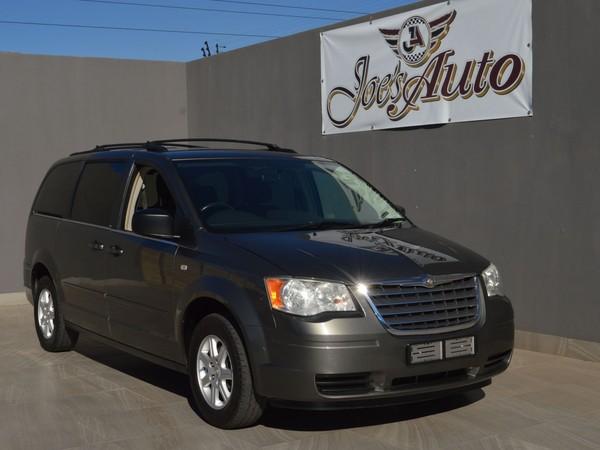 2012 Chrysler Grand Voyager 2.8 Limited At  Gauteng Vereeniging_0