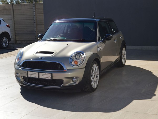 2008 MINI Cooper S  Gauteng Vereeniging_0