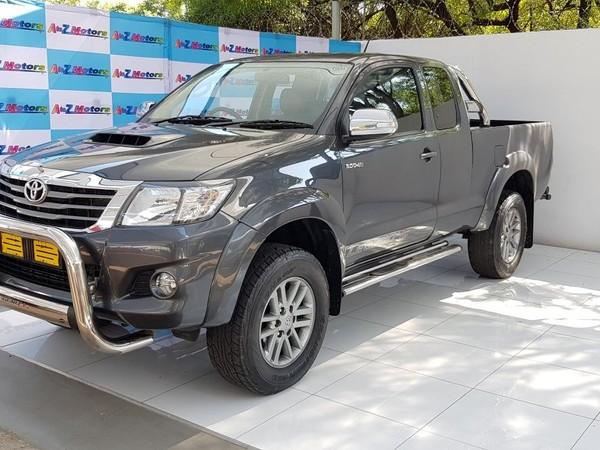 2015 Toyota Hilux 3.0D-4D LEGEND 45 4X4 XTRA CAB PU Gauteng Pretoria_0