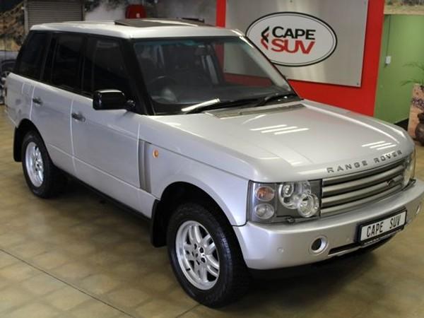 2002 Land Rover Range Rover V8  Western Cape Brackenfell_0