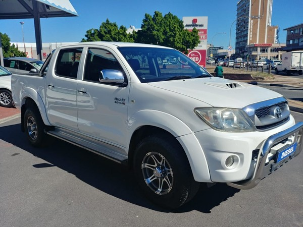 2009 Toyota Hilux 3.0d-4d Raider Rb At Pu Dc  Western Cape Parow_0