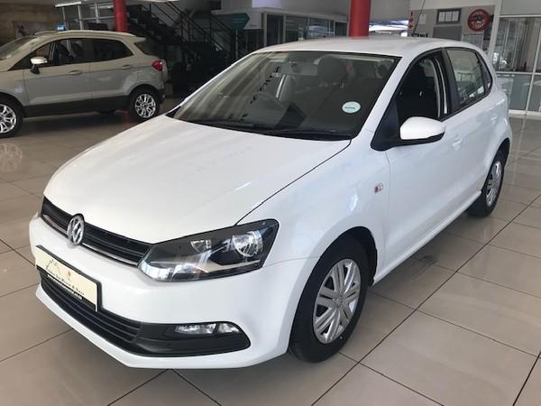 2018 Volkswagen Polo Vivo 1.4 Comfortline 5-Door Mpumalanga Nelspruit_0