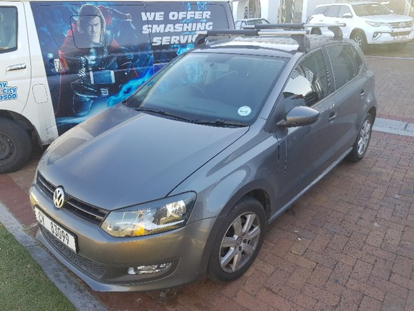 2013 Volkswagen Polo 1.6 TDI COMFORTLINE 5DR DE WET Western Cape Goodwood_0