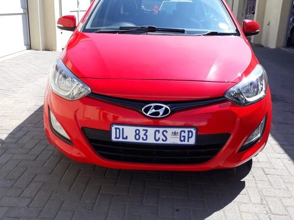 2013 Hyundai i20 1.4 Glide  Gauteng Johannesburg_0