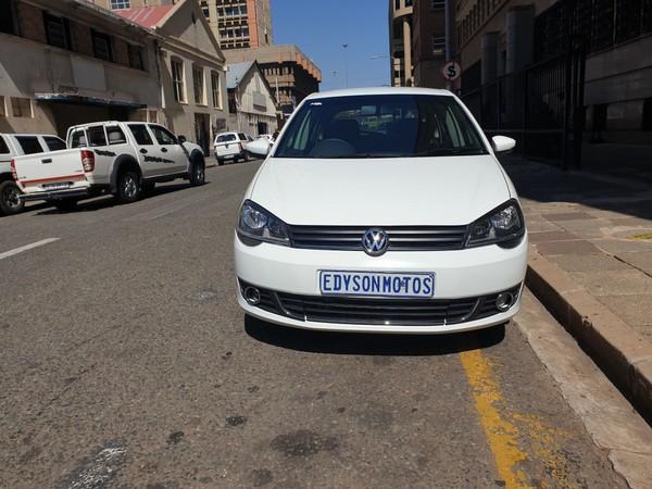 2017 Volkswagen Polo Vivo 1.4 Trendline 5-Door Gauteng_0