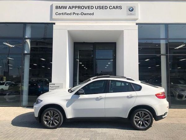 2015 BMW X6 M50d  Gauteng Midrand_0