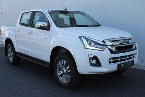 2020 Isuzu D-MAX 300 LX Auto Double Cab Bakkie Western Cape Goodwood_0