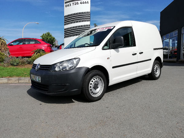 2013 Volkswagen Caddy 1.6i 75kw Fc Pv  Eastern Cape Nahoon_0
