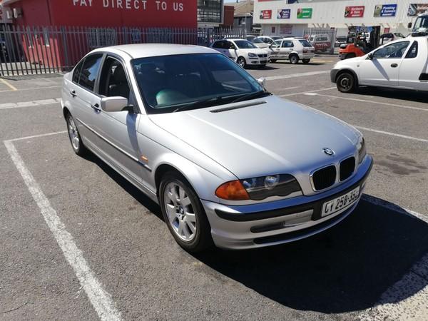 2001 BMW 3 Series 318i At e46  Western Cape Cape Town_0