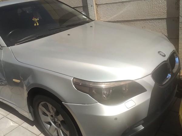 2005 BMW 5 Series 525i At e60  Gauteng Pretoria_0