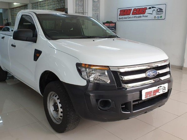 2012 Ford Ranger 2.2tdci Pu Sc  Kwazulu Natal Durban_0