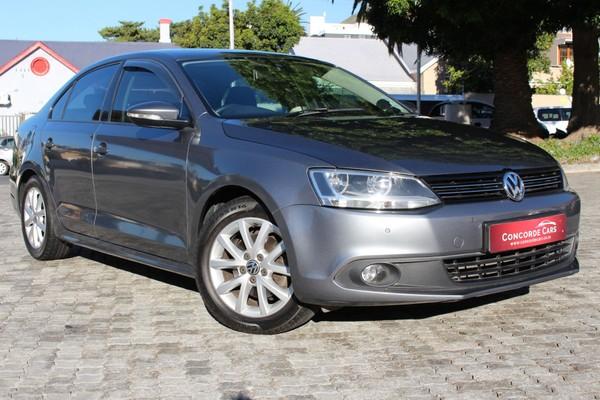 2012 Volkswagen Jetta Jetta 1.4 Tsi Comfortline  Western Cape Cape Town_0