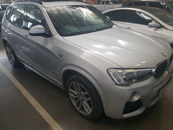2016 BMW X3 xDRIVE20d Auto Gauteng Centurion_0