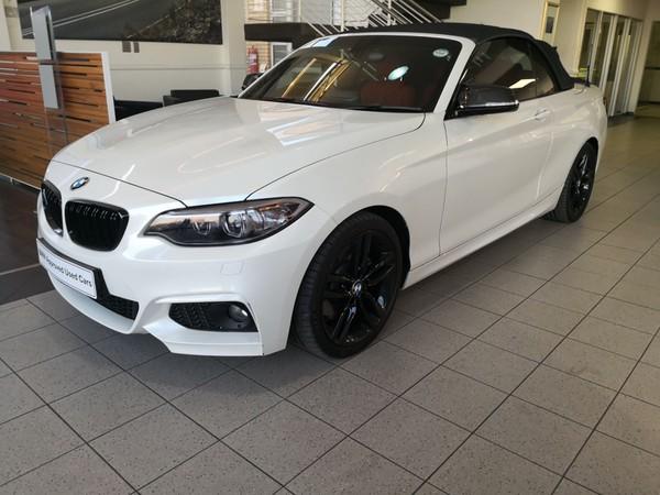 2017 BMW 2 Series 230i Convertible M Sport Auto Gauteng Boksburg_0