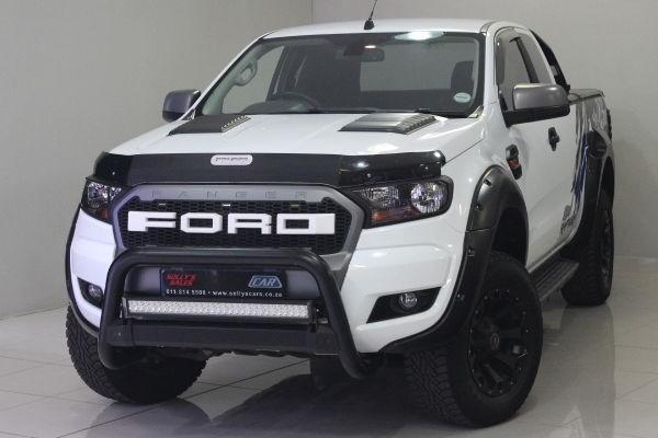 2016 Ford Ranger 2.2TDCi XLS Auto Bakkie Gauteng Nigel_0