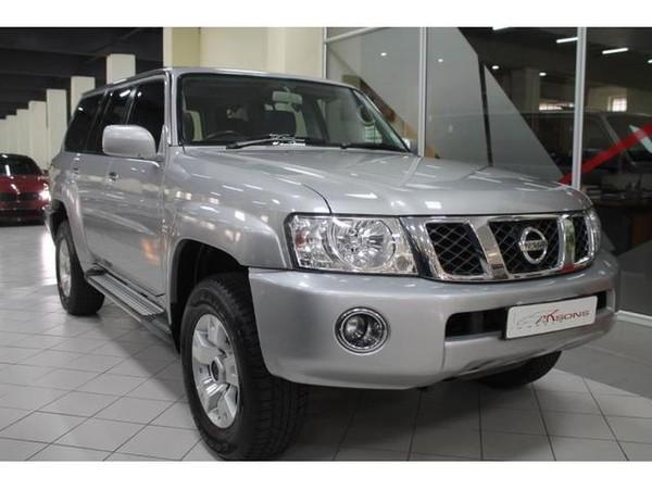 2012 Nissan Patrol 4.8 Grx At p64  Kwazulu Natal Durban_0
