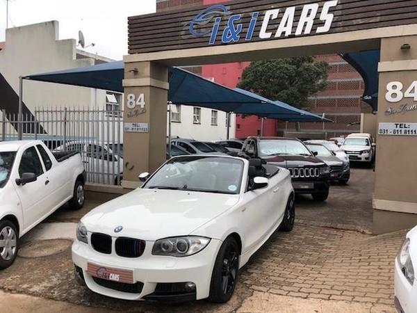 2010 BMW 1 Series 125i Convert Sport At  Kwazulu Natal Durban_0