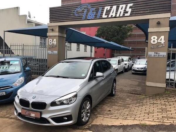 2015 BMW 2 Series 220d M Sport Active Tourer Auto Kwazulu Natal Durban_0